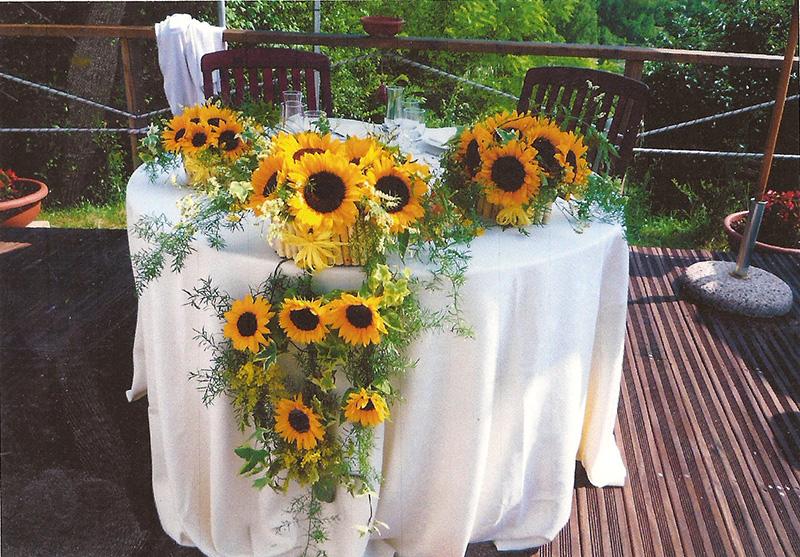 Decorazioni Matrimonio Con Girasoli : Altra cerimonia galleria fotografica